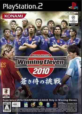 Descargar World Soccer Winning Eleven 2010 Aoki Samurai No Chousen [JAP] por Torrent